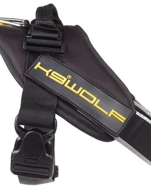 K9 Evolution Multi Purpose Harness black