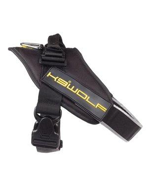 K9 Evolution Multi Purpose Harness black