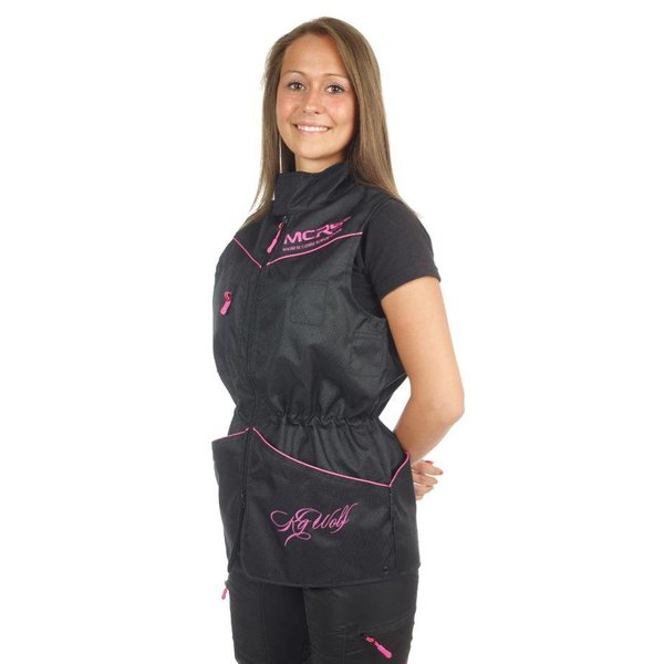K9 Evolution Trainingsvest MCRS Magneet lady pink
