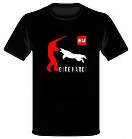 K9 Evolution T-shirt K9 Bite Hard