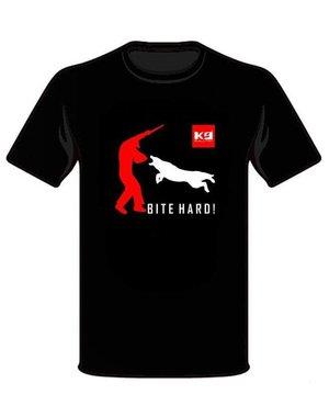 K9 Evolution T-shirt K9 Bite Hard