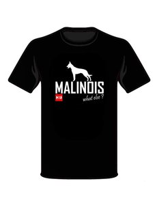 K9 Evolution T-Shirt Lady K9 Malinois What Else?