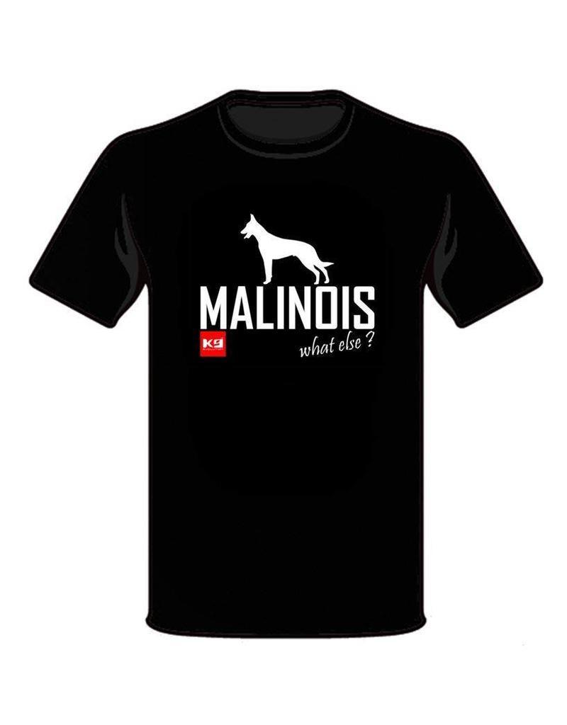 K9 Evolution T-Shirt Lady K9 Malinois What Else?