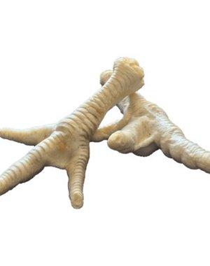 Lamphen Kippenpoten Wit 500 gr