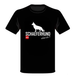 K9 Evolution T-Shirt K9 Schaeferhund What Else?