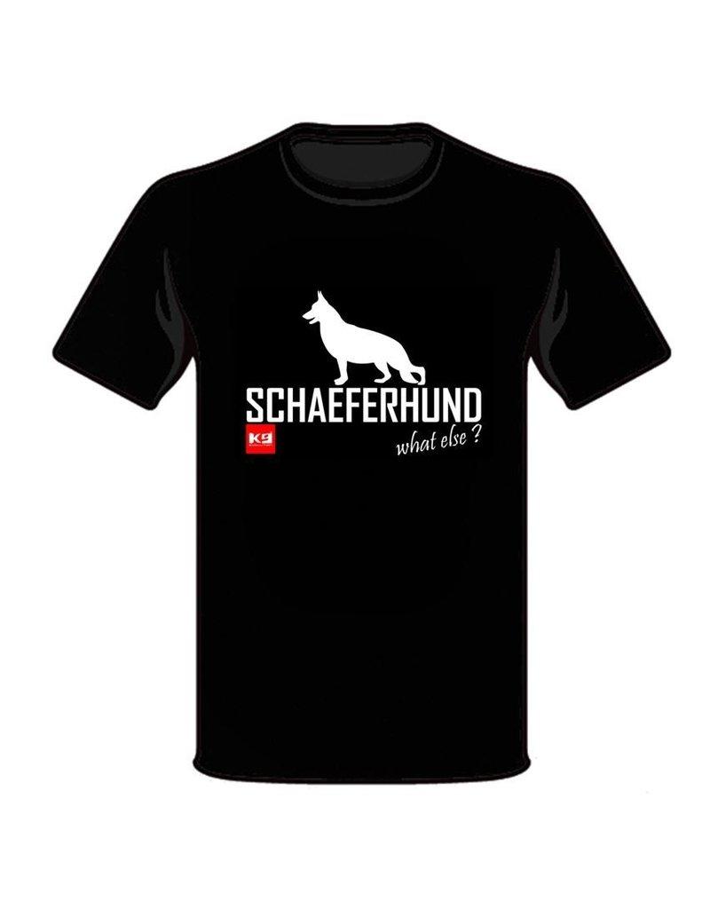 K9 Evolution T-Shirt K9 Schaeferhund What Else?