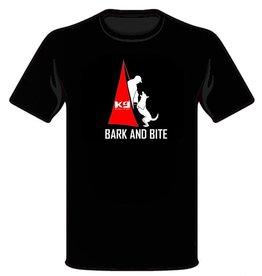 K9 Evolution T-Shirt K9 Bark & Bite