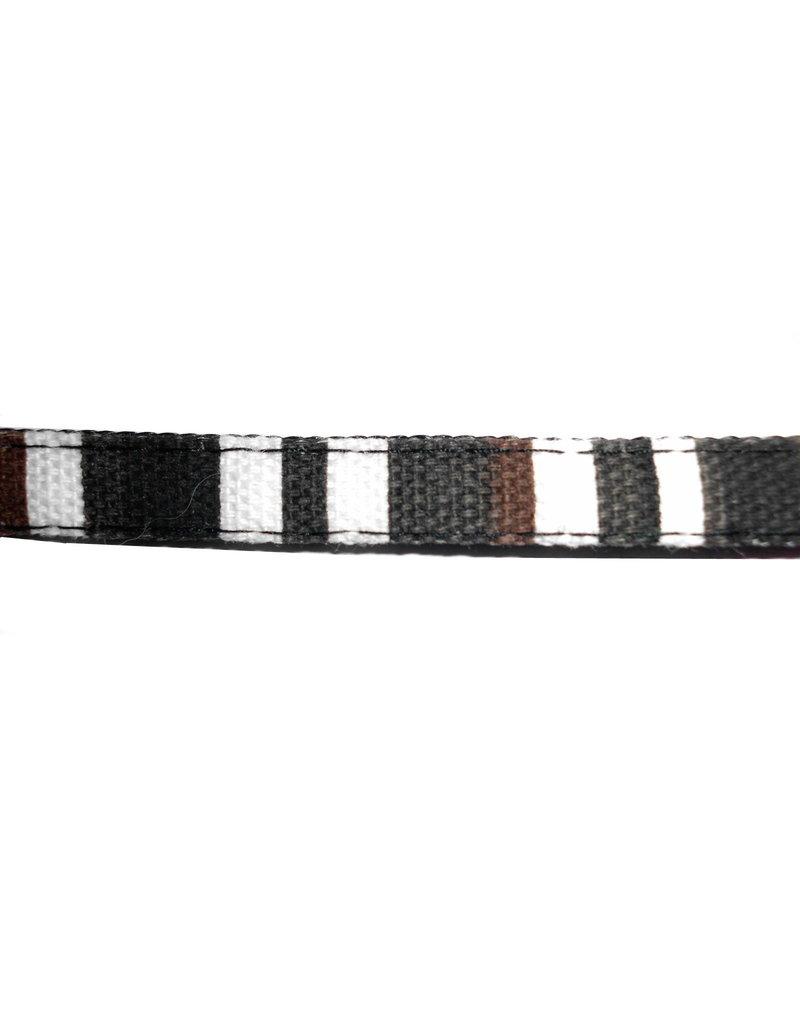 Karlie Sparta Halsband 15mm 30 - 45 Bruin