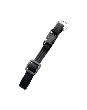 Karlie Karlie Basic Halsband 39mm 65 - 85 zwart