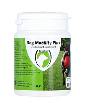 Petsport Dog Mobility Plus - Groenlipmossel