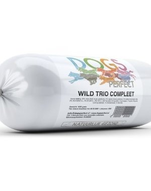 Dogs Perfect Dogs Perfect Wild Trio Compleet 1Kg