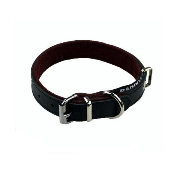 RadDog Lederen Halsband  40mm