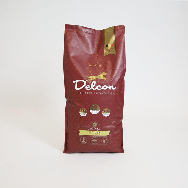 Delcon Delcon Regular Lamb 12 Kg