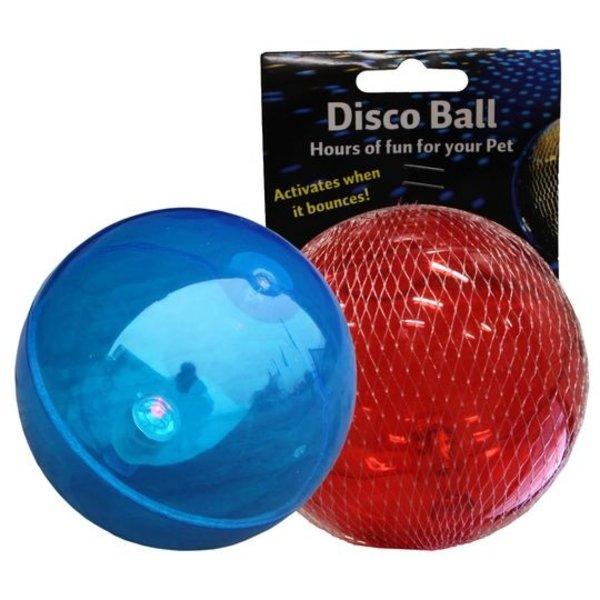 Hondensport-Artikelen Disco Fun Ball 10 cm