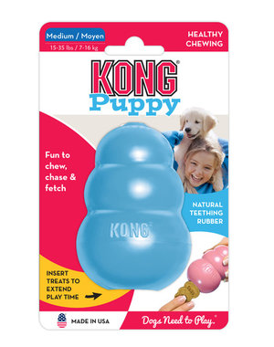 Kong Kong Puppy M 8,6 cm