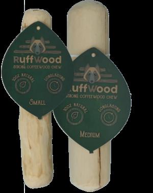 Hondensport-Artikelen Ruffwood Koffieboom kauwstok