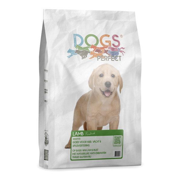 Dogs Perfect Dogs Perfect brok Sensitive Lam