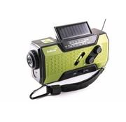 Totle Totle Ultimate Draagbare radio - 2000mah + Batterij - Leeslampje - Opwindbaar