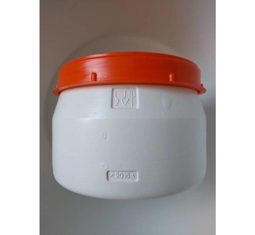 BonQ Waterkluis - 18 Liter - Draaideksel
