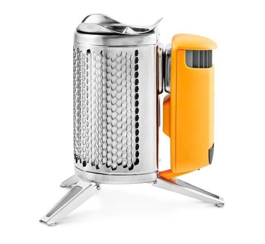 BioLite Campstove 2 - Campingkooktoestel & Oplader