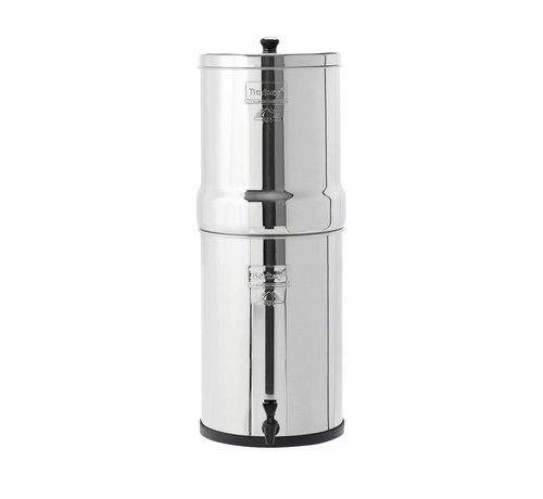Berkey Waterfilters Berkey Crown Waterfilter - Tot Maar liefst 98,4 liter per uur