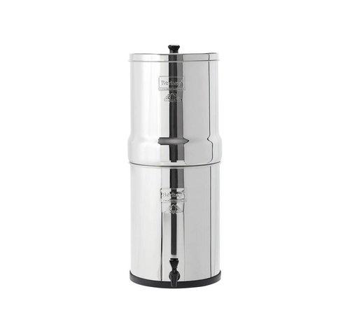 Berkey Waterfilters Berkey Imperial Waterfilter - Tot wel 62,5 liter per uur