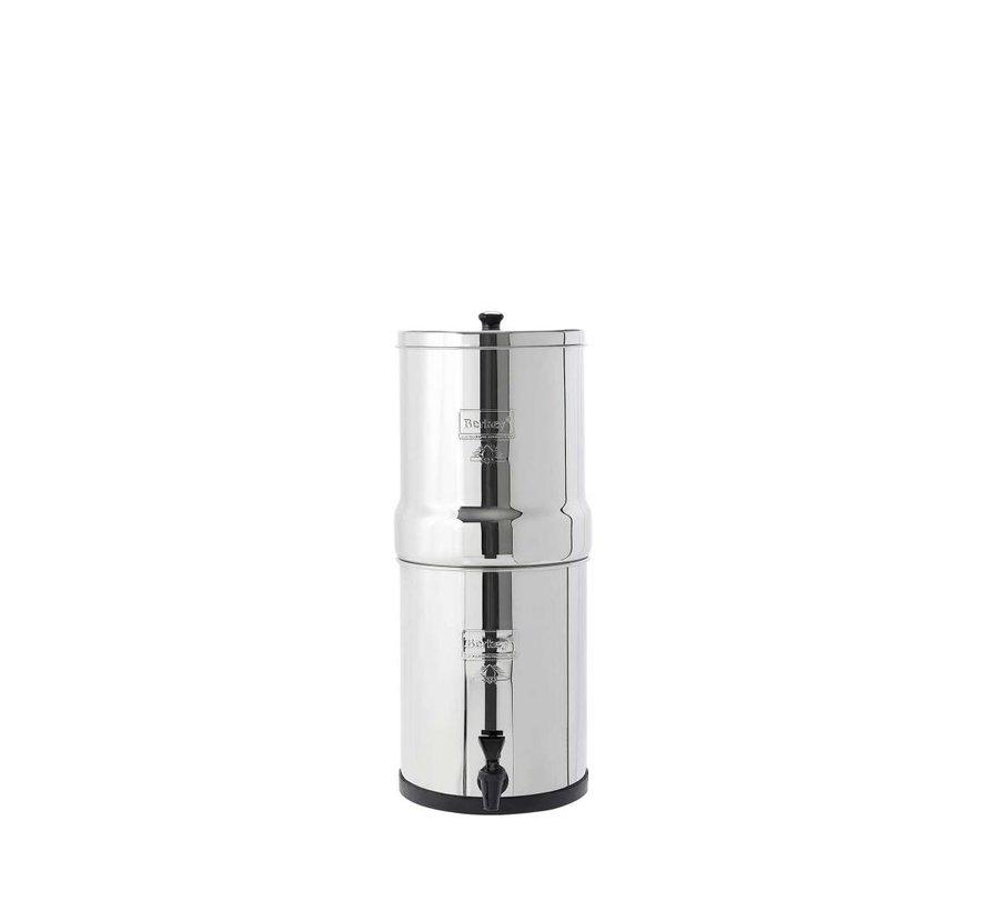 Berkey Travel Waterfilter - Voor Onderweg - 10,4 liter per uur