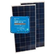 victron Solar pakket 2x 110W