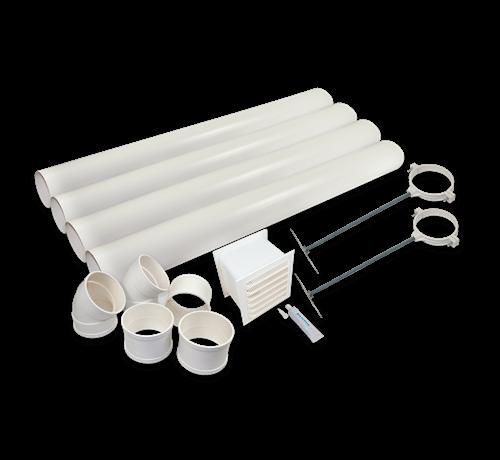 Separett Ventilatie pakket - Cindi