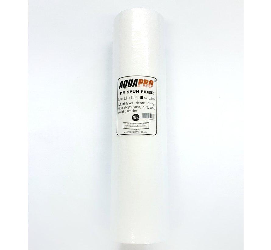 AquaPro Sediment Waterfilter - 20 Micron