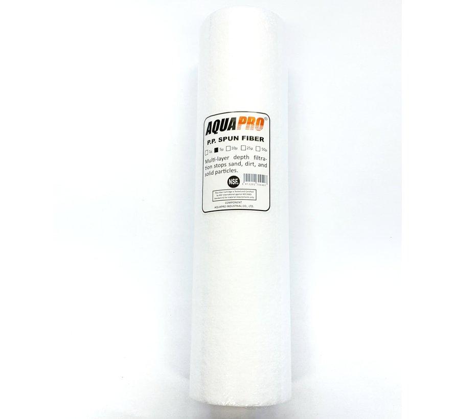 AquaPro Sediment Waterfilter - 5 Micron