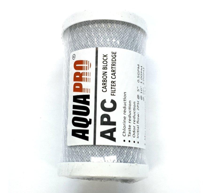 AquaPro APC-05 Carbon Filter - 10 Micron