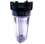 Aquapro AquaPro 10'' Waterfilterbehuizing - Transparant
