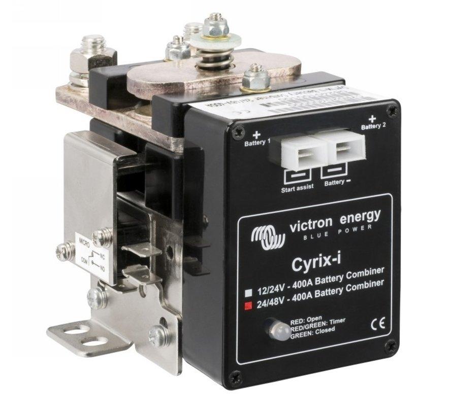 Victron Cyrix-i intelligent relais  24/48V-400A