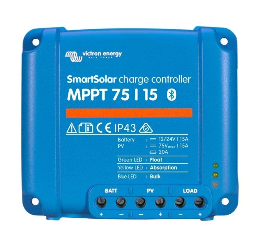 Victron SmartSolar MPPT 75/15