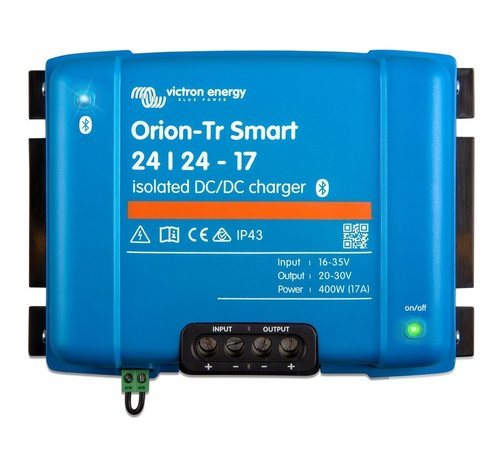 Victron Victron Orion-Tr Smart 24/24-17A (400W) geïsoleerd