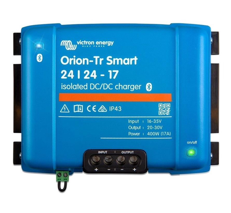 Victron Orion-Tr Smart 24/24-17A (400W) geïsoleerd