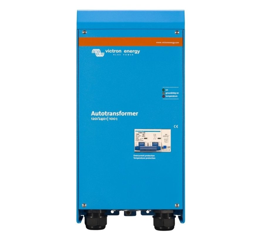 Victron autotransformer 120/240VAC-100A