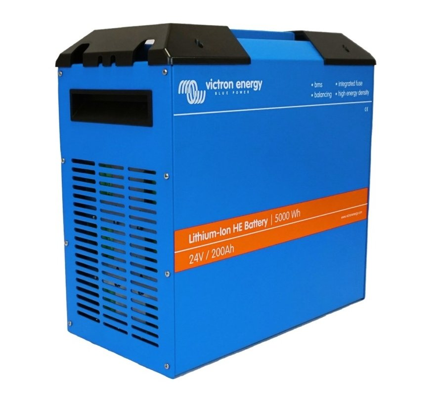 Victron Lithium-Ion HE accu 24V/100Ah/2,5kWh