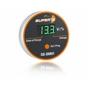 Super B Super B BM01 Battery Monitor 12-24V