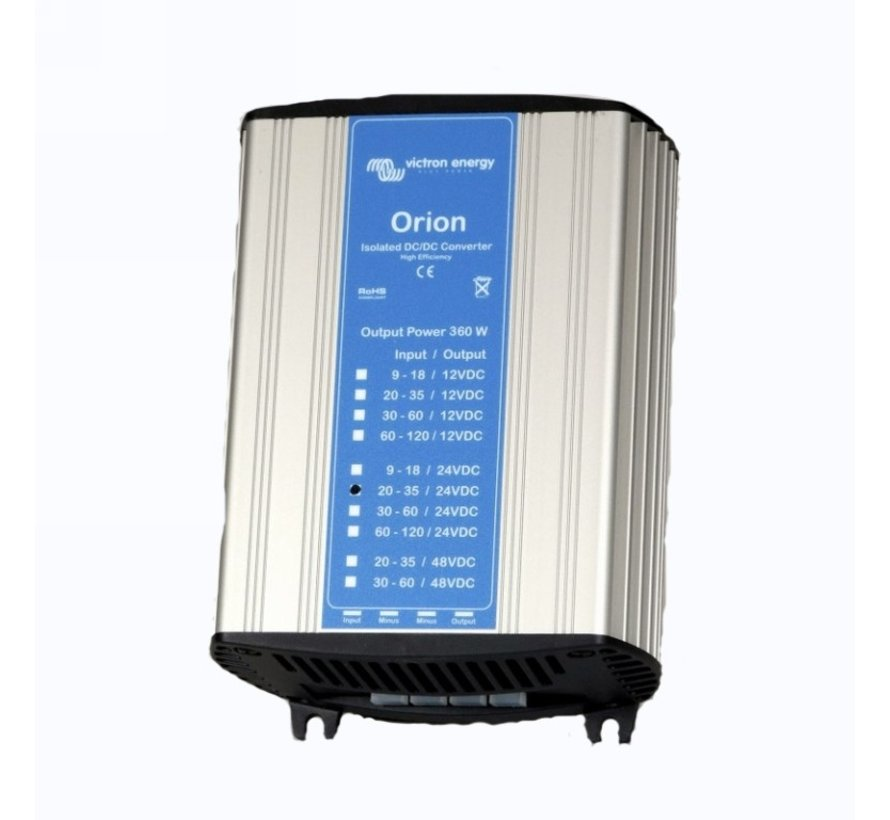 Victron Orion 12/12-30A (360W)