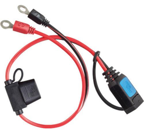Victron Victron DC-stekker met M8 oog voor IP65 acculader