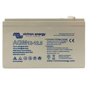 Victron Victron accu AGM Super cycle 12V/12,5Ah (Faston)