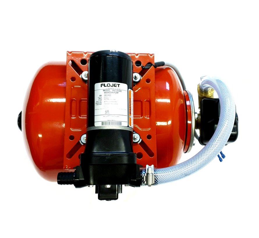 Flojet Hydrofoorpomp 24V - 17Liter/m