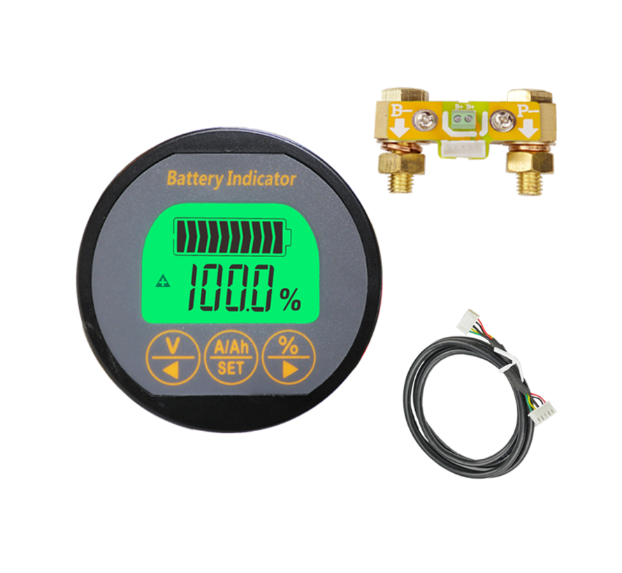 BW-TR16 Accu  Meter