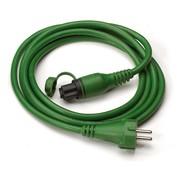 Defa DEFA kabel groen 2,5 meter