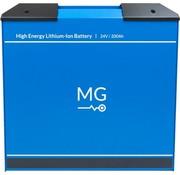 MG MG HE Lithium-Ion NMC accu 25,2V/200Ah/5kWh