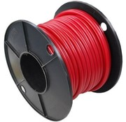 Top Systems Accukabel rood 16mm² rol 25 meter