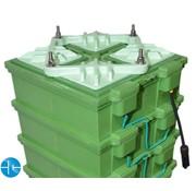 BlueSky Energy Natrium-Ion zoutwater accu 24V/112Ah