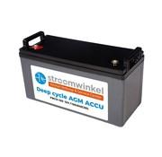 Stroomwinkel AGM Accu 12V-120Ah (C20) insert M8